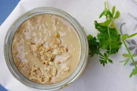 Mantequilla de anacardos casera+ cómo hacer mantequillas de frutos secos en casa