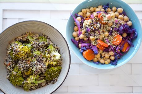 Recetas veganas y saludables para una buena salud ósea