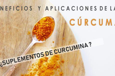 Beneficios de la cúrcuma científicamente probados ¿Hay que tomar suplementos de curcumina?